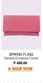 Tamara Envelope Clutch