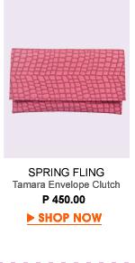 Tamara Envelope Clutch