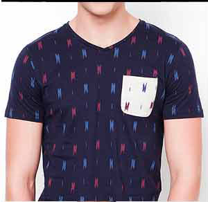 Robert Vneck T-Shirt
