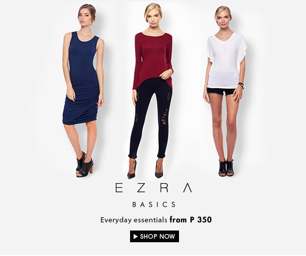 Shop Ezra Basics!