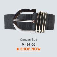 Canvas Belt for Men