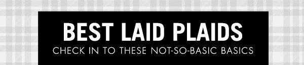 Best Laid Plaids