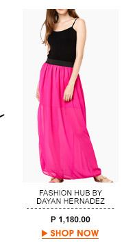 Ella Maxi Skirt