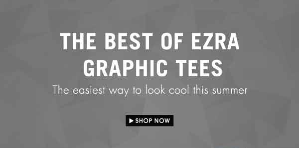 Shop Ezra Shirt!