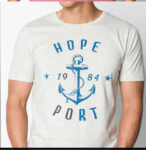 Hope Port Printed