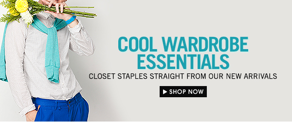 Cool Wardrobe Essentials