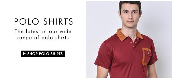 Shop Polo Shirts