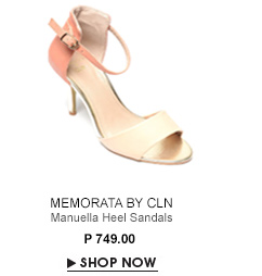 Manuella Heel Sandals