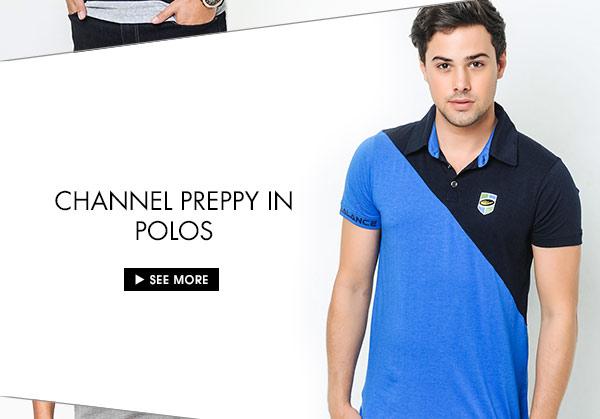 Shop More Polos