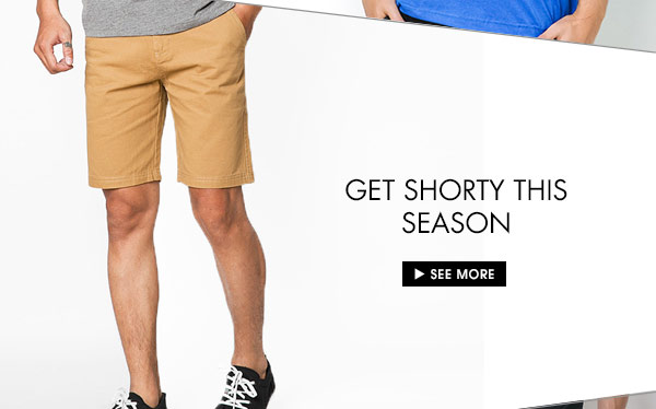 Shop More Shorts