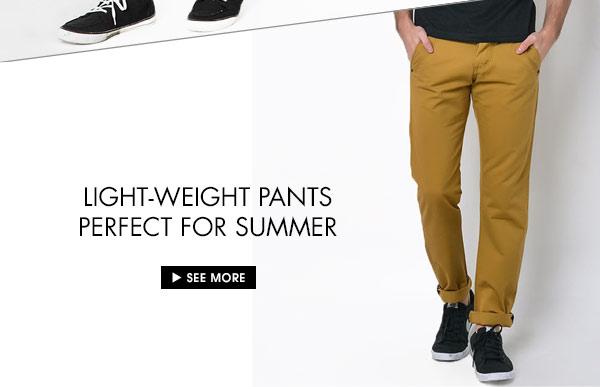 Shop More Pants