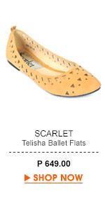Telisha Flats