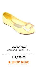 Montena Ballet Flats