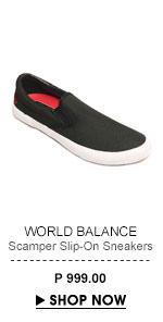 Scamper Sneakers