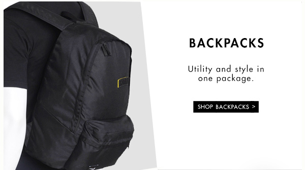Shop Backpacks