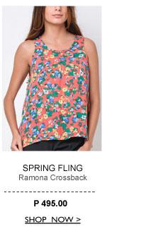 Ramona Crossback