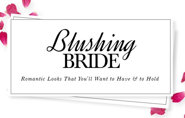 Blusing Bride
