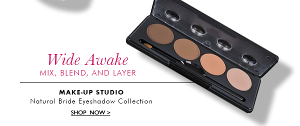 Natural Bride Eyeshadow Collection