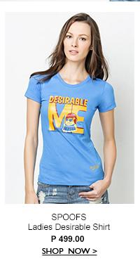 Ladies Desirable Shirt