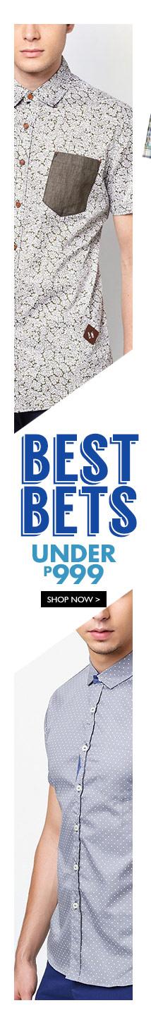 Best Bets Under ₱999
