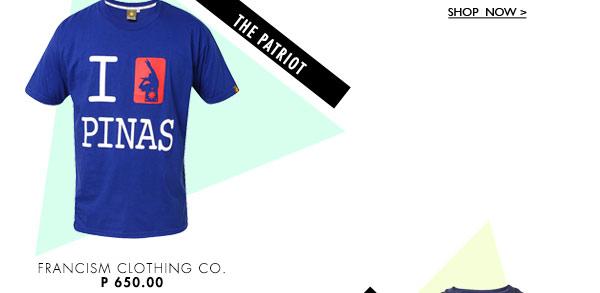 I Rep Pinas T-Shirt