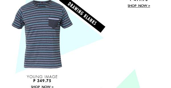 Striped Slim Fit T-Shirt
