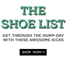 The Shoe List