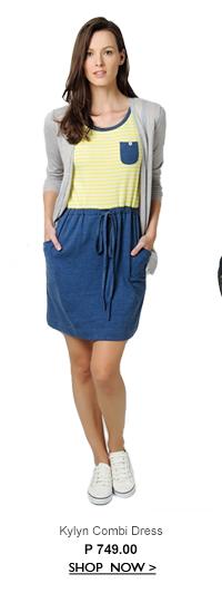 Kylyn Combi Dress