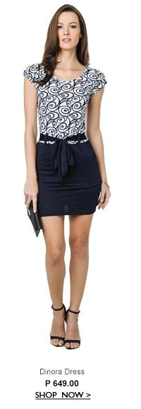 Dinora Dress