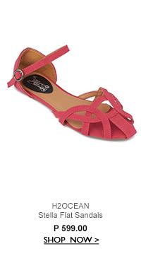 Stella Flat Sandals