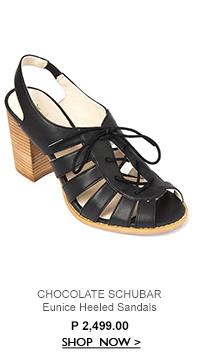 Eunice Heeled Sandals