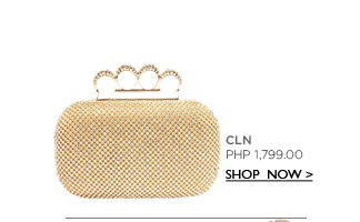 Knockle Clutch Bag