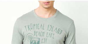 Beach Cafe T-Shirt