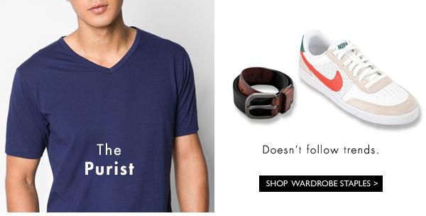 Shop Wardrobe Staples