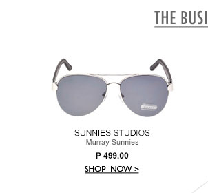 Blake Aviator Sunnies