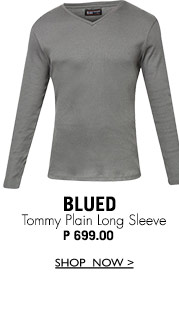 Tommy Plain Long Sleeve