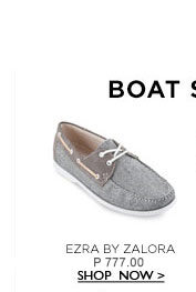 Oxford Lace Up Boat Shoes