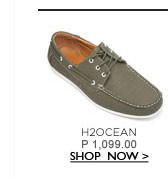 Thaddaeus Boat Shoes