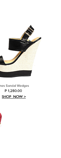 Ynes Sandal Wedges