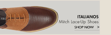 Mitch Lace-Up Shoes