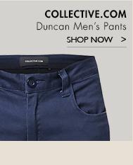 Duncan Men's Pants
