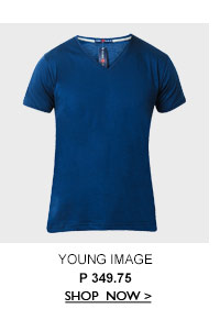 Slim V-Neck T-Shirt