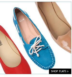 Shop More Flats