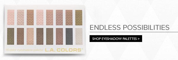 Shop Eyeshadow Palettes