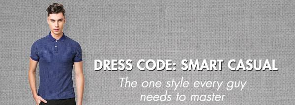 Dress Code: Smart Casual