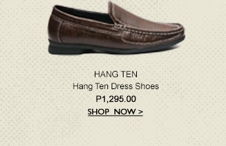 Hang Ten Dress Shoes