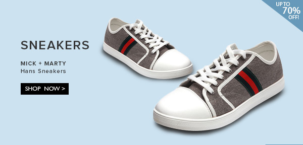 Shop Sneakers at P 350 and Up