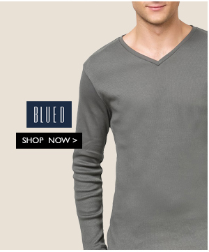 Shop Blued