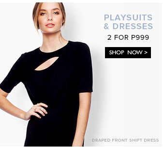 Shop Playsuit and Dresses