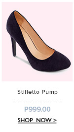 Stilletto Pump